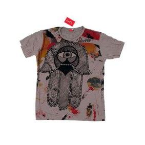 ethnik-t-shirt-uomo-cotone-etnica-occhi-buddha-grigia